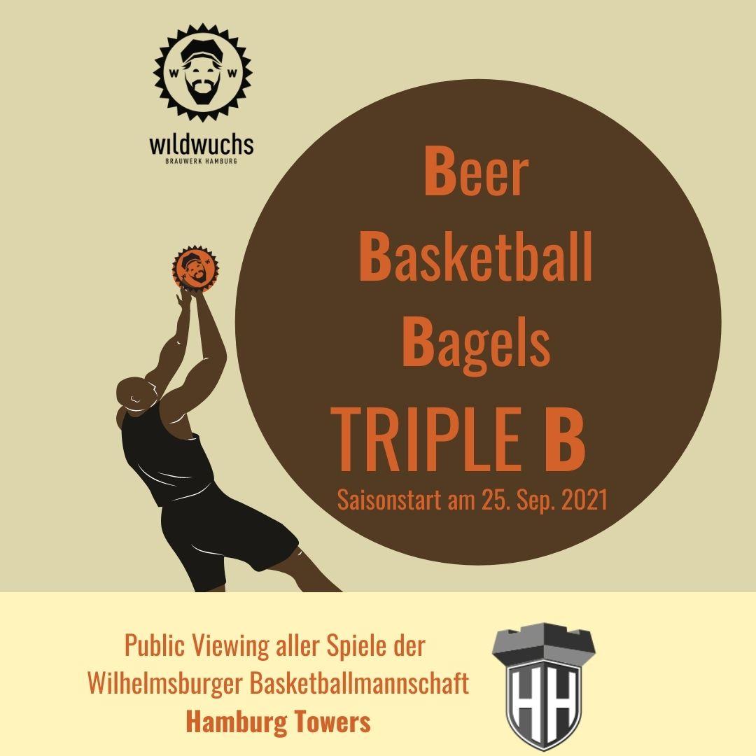 Basketball: Hamburg Towers