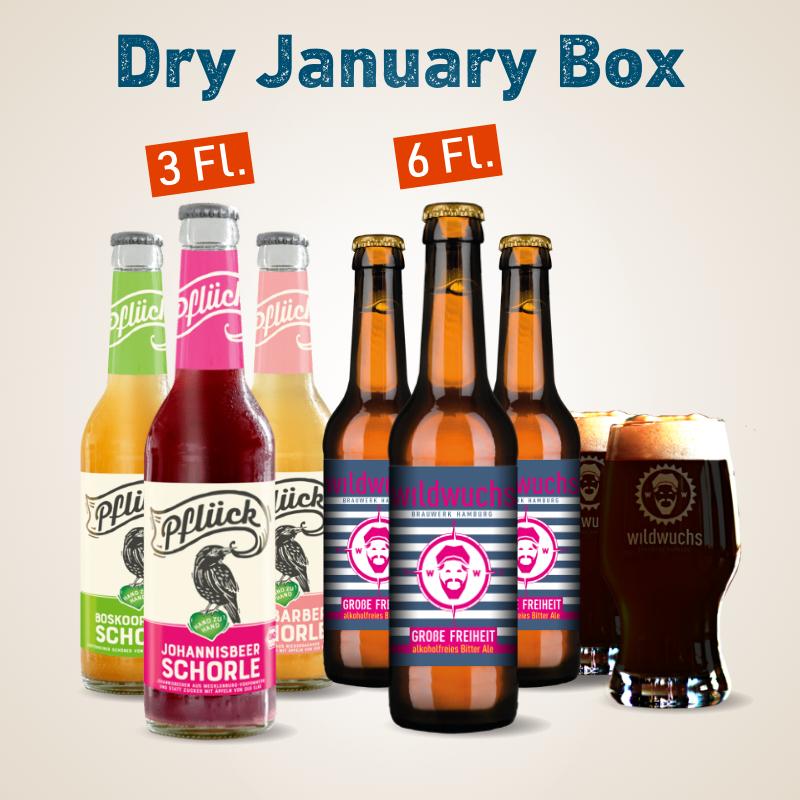 """""""Dry January Box"""""""