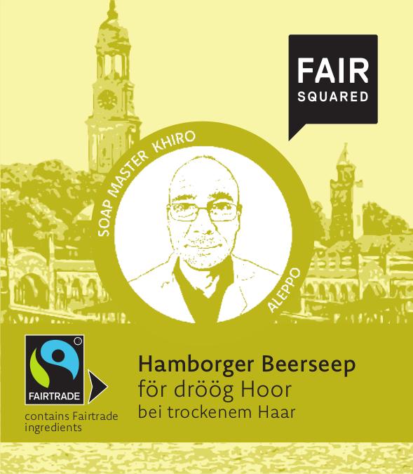 Hamborger Beerseep (Hamburger Bierseife) – För dröög Hoor
