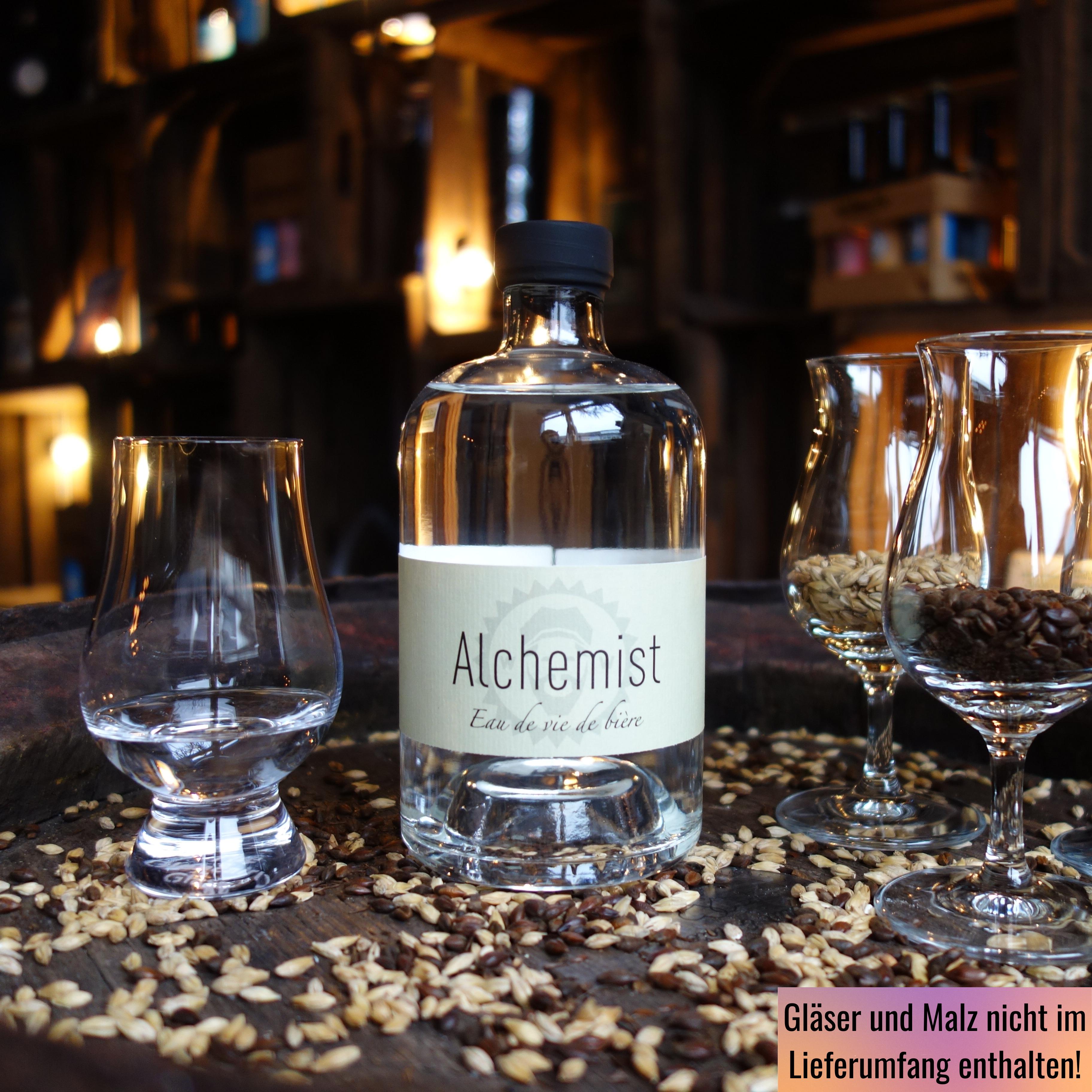 Alchemist – Eau de vie de bière 0,5 L