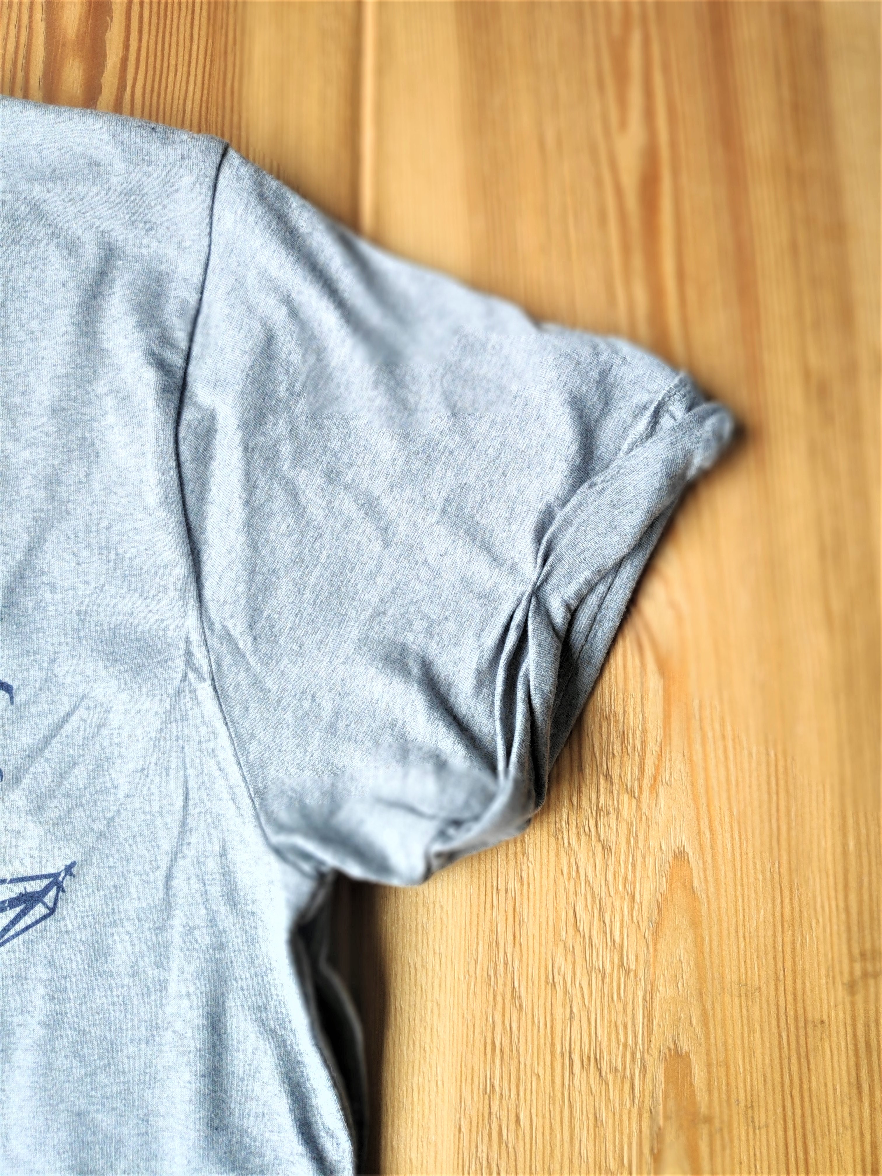 """T-Shirt Damen """"Krempellook"""", grau"""