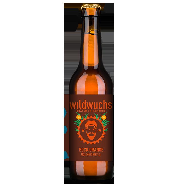 Bock Orange (24x 0,33l)