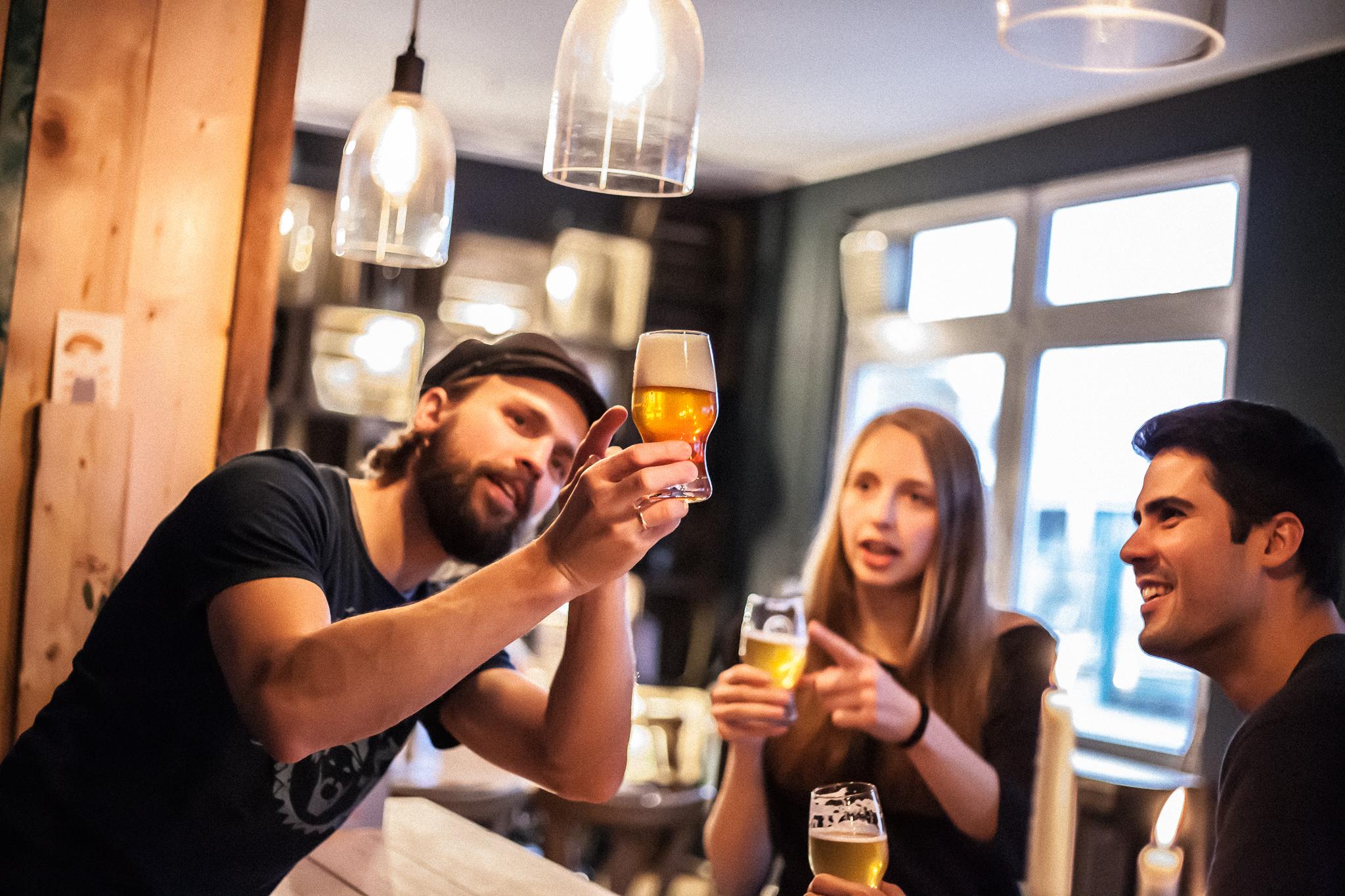 Biertasting inkl. Brauereiführung